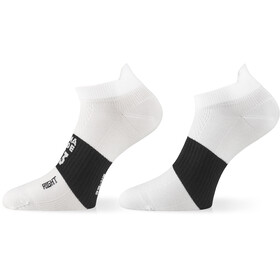 ASSOS Hot Summer Skarpetki, holy white